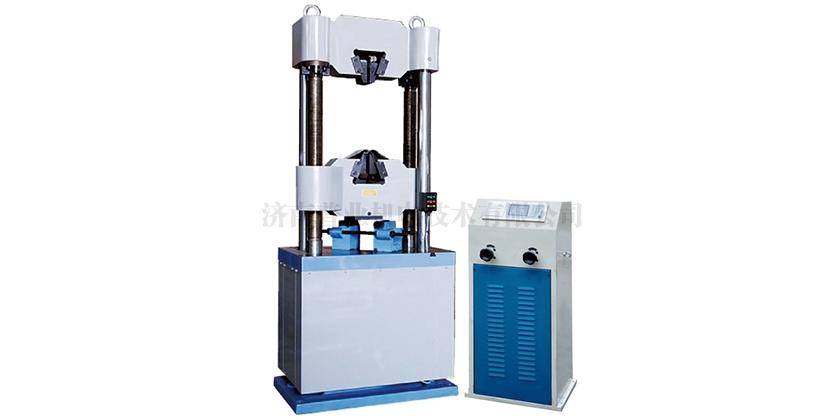 WES-B系列液晶數顯液壓萬能試驗機